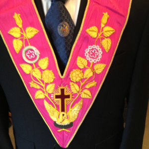 18th Degree Collar