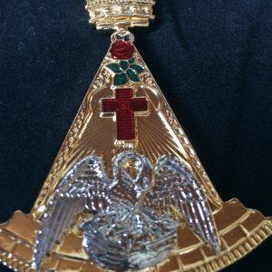 18th Degree Collar Jewel