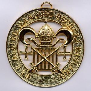Allied grand council collar jewel