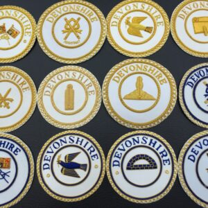 Apron Badges