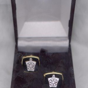 Mark cuff links