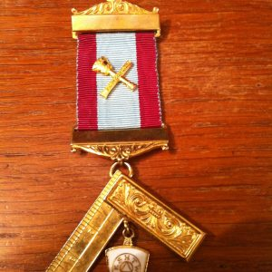 Mark Past Masters Breast Jewel