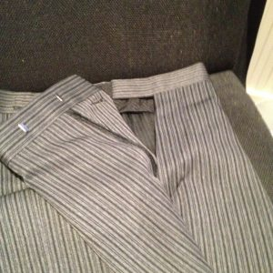 Masonic Stripe Trousers